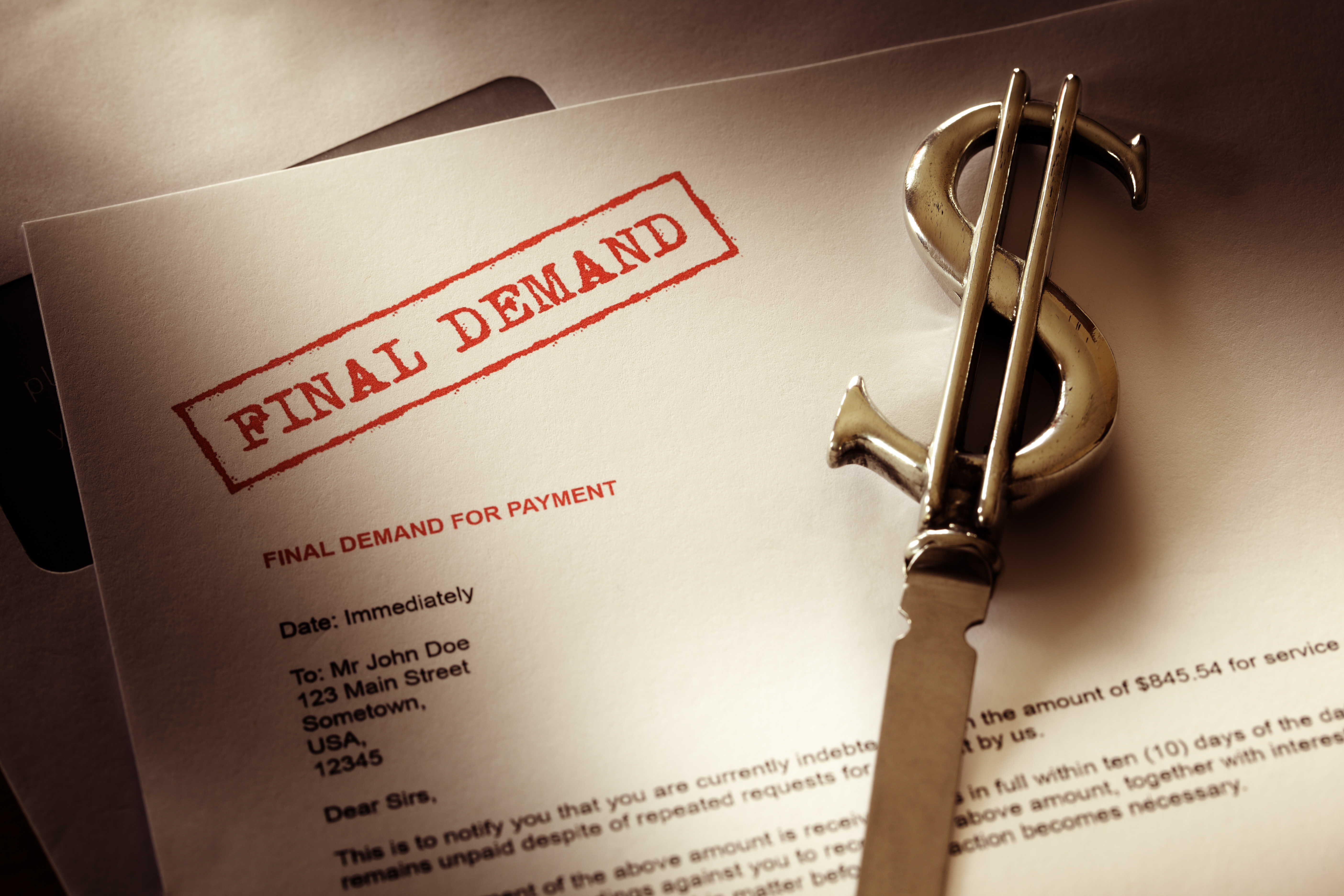 What Is A Statutory Demand And How Will It Affect My Business?